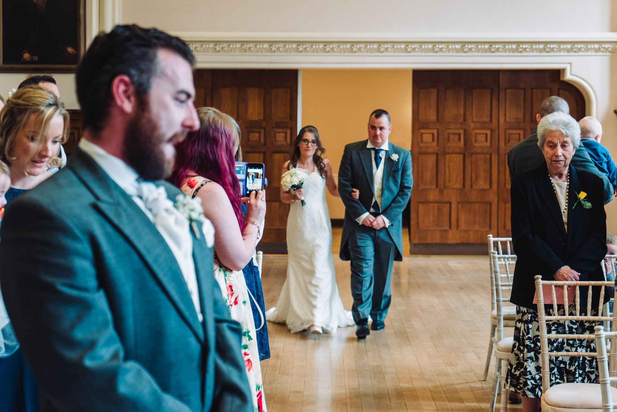 Winchester Guild Hall Wedding