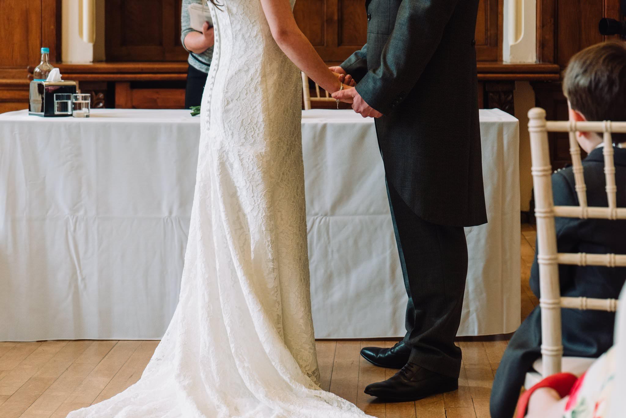 Winchester Wedding