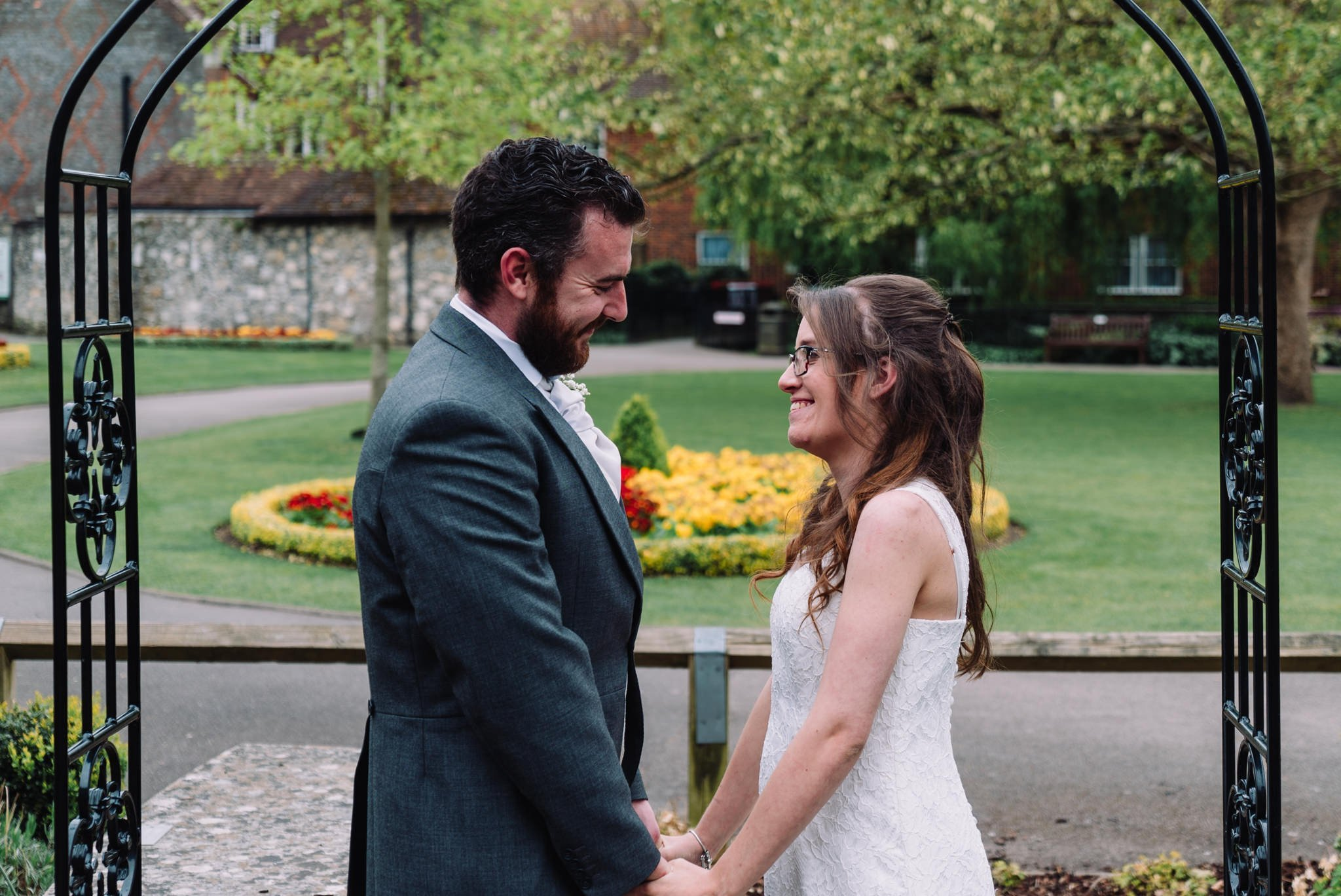 Winchester Wedding - Luke & Claire 38