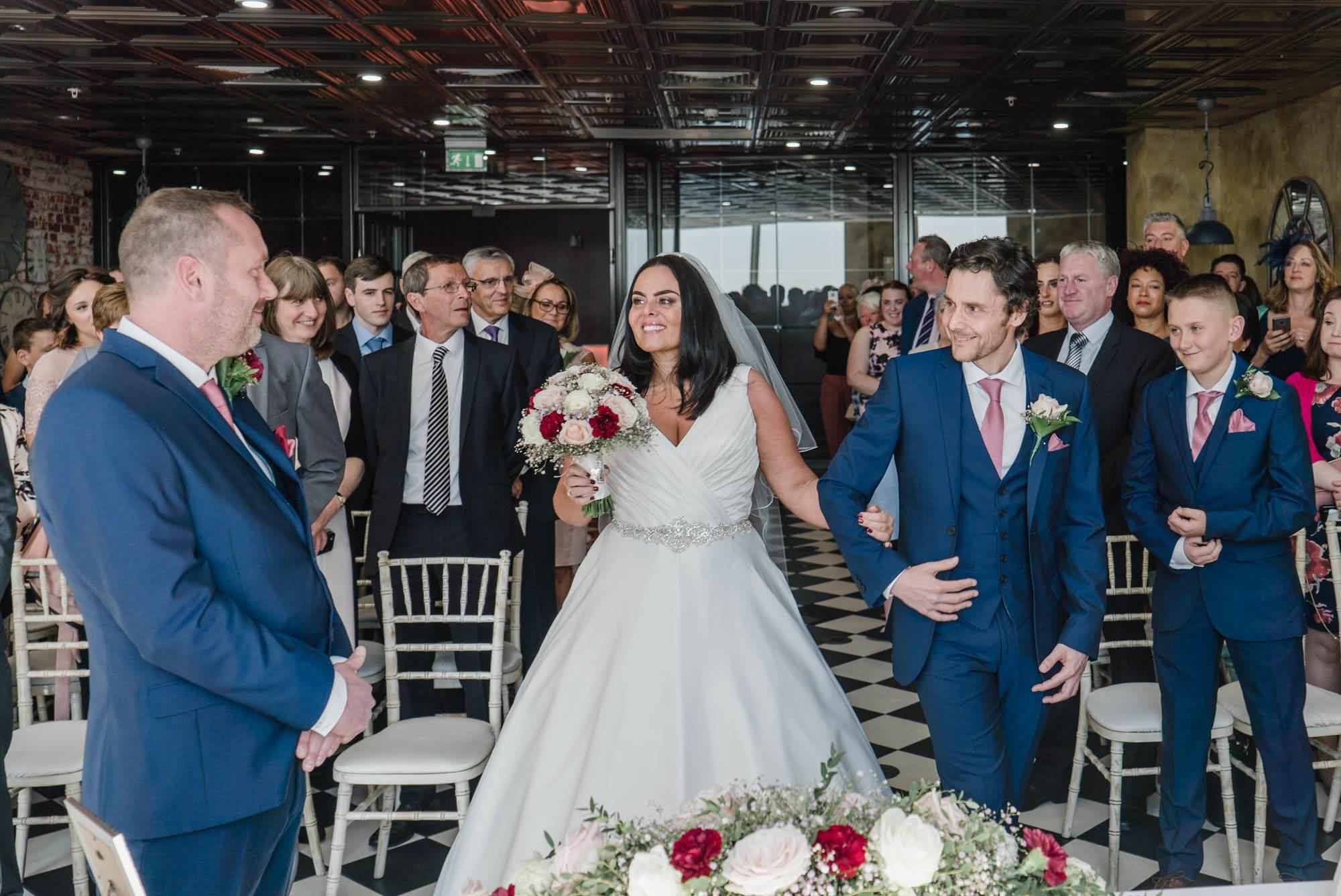 rachael stuart manchester onthe7th wedding 01687 - Sneak Peek – Stuart & Rachael | Manchester