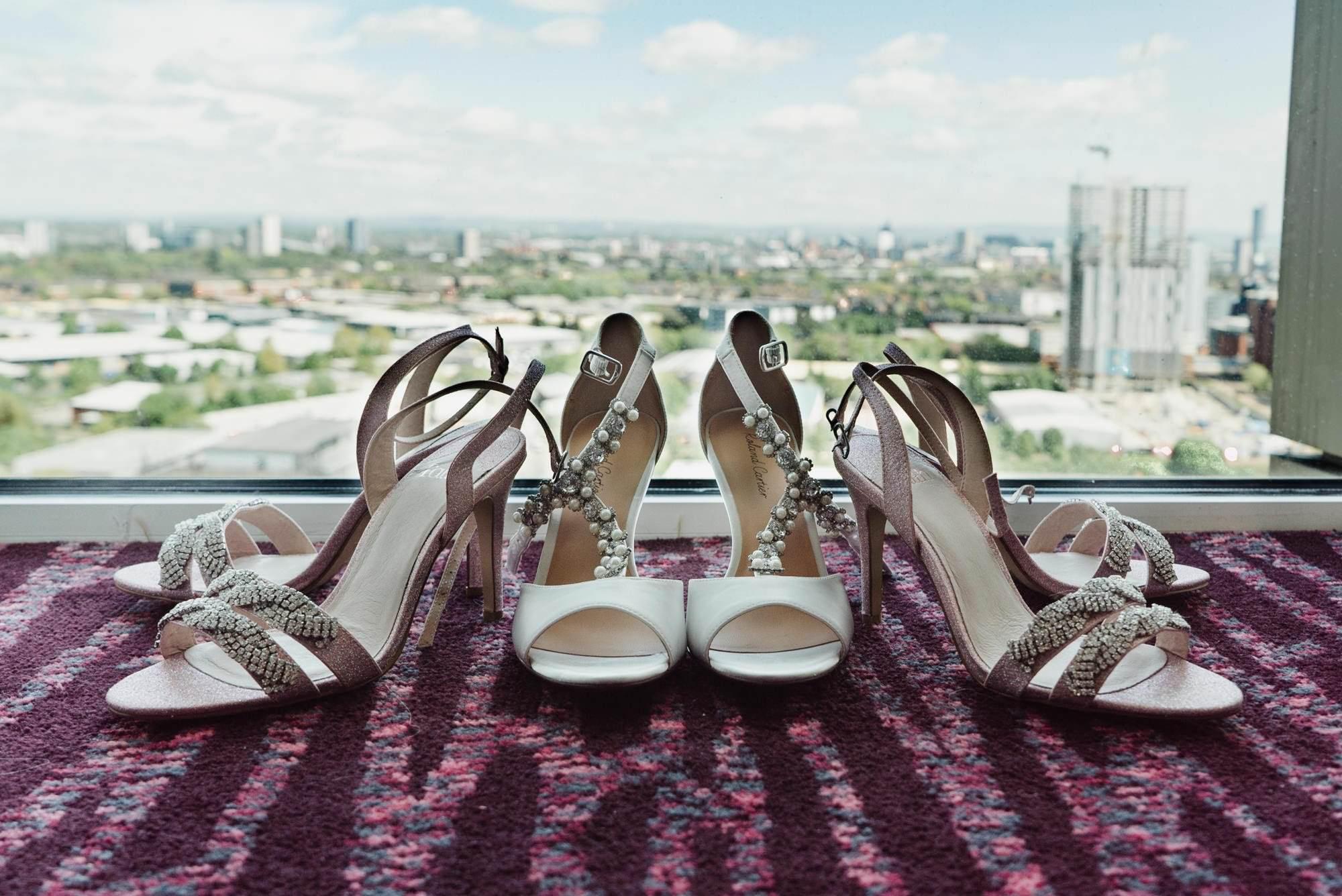 rachael stuart manchester onthe7th wedding 07718 - Sneak Peek – Stuart & Rachael | Manchester
