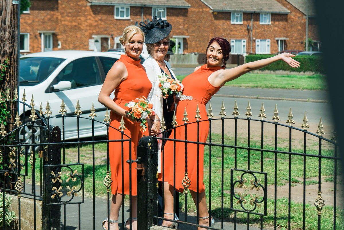 Thorne Methodist Church Wedding