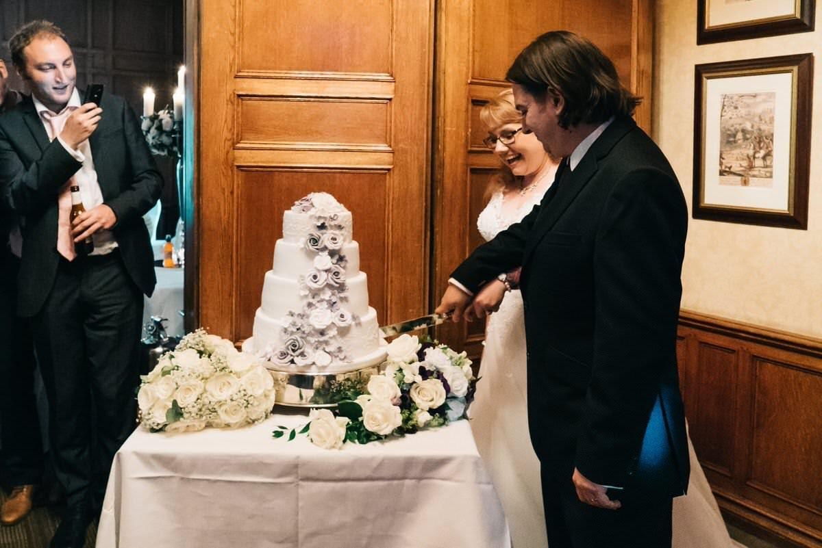 Cake Cutting at Inglewood Manor