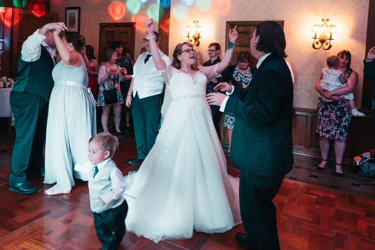 Dancing the Night Away at Inglewood Manor