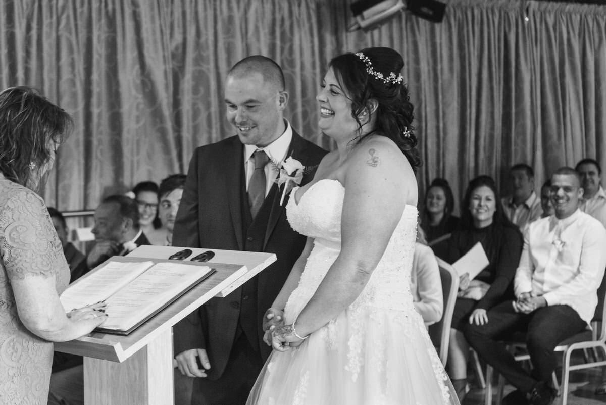Greywood Hall Wedding Service