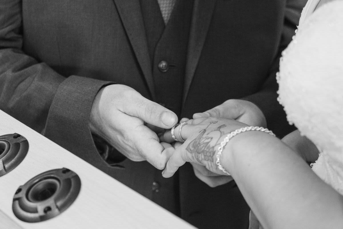 Greywood Hall Wedding Rings