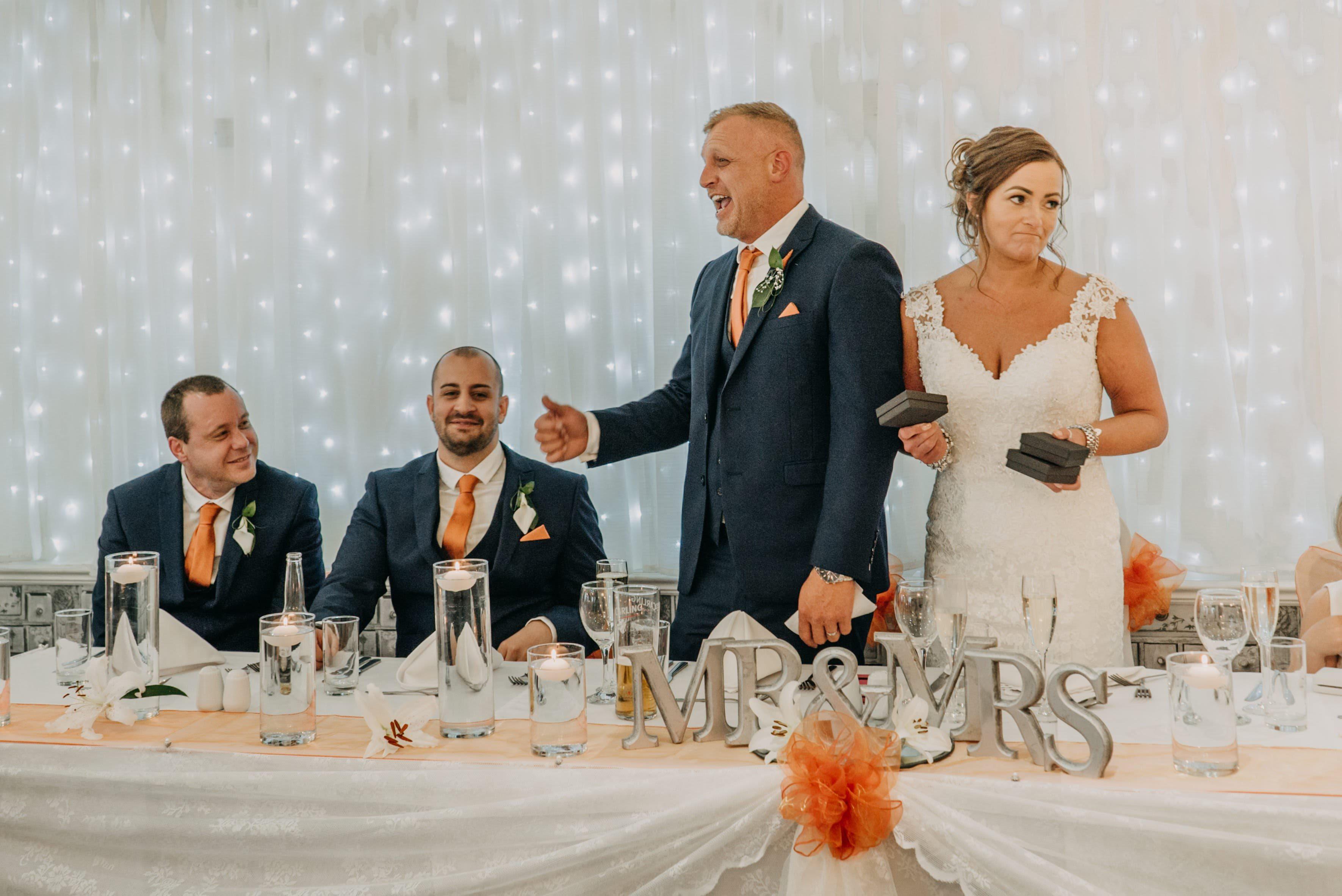 Dimple Well Lodge Wedding | Rachel & Tony 22