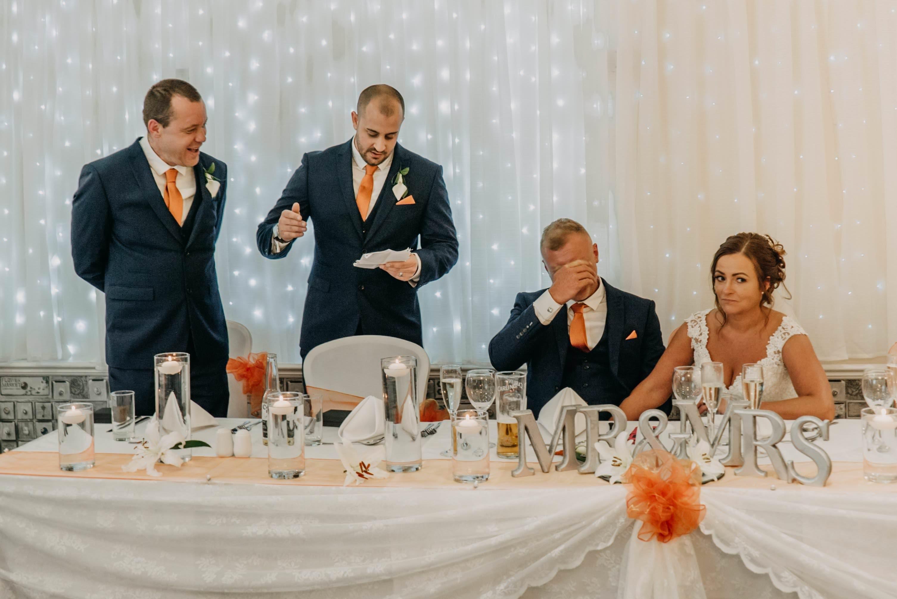 Dimple Well Lodge Wedding | Rachel & Tony 25