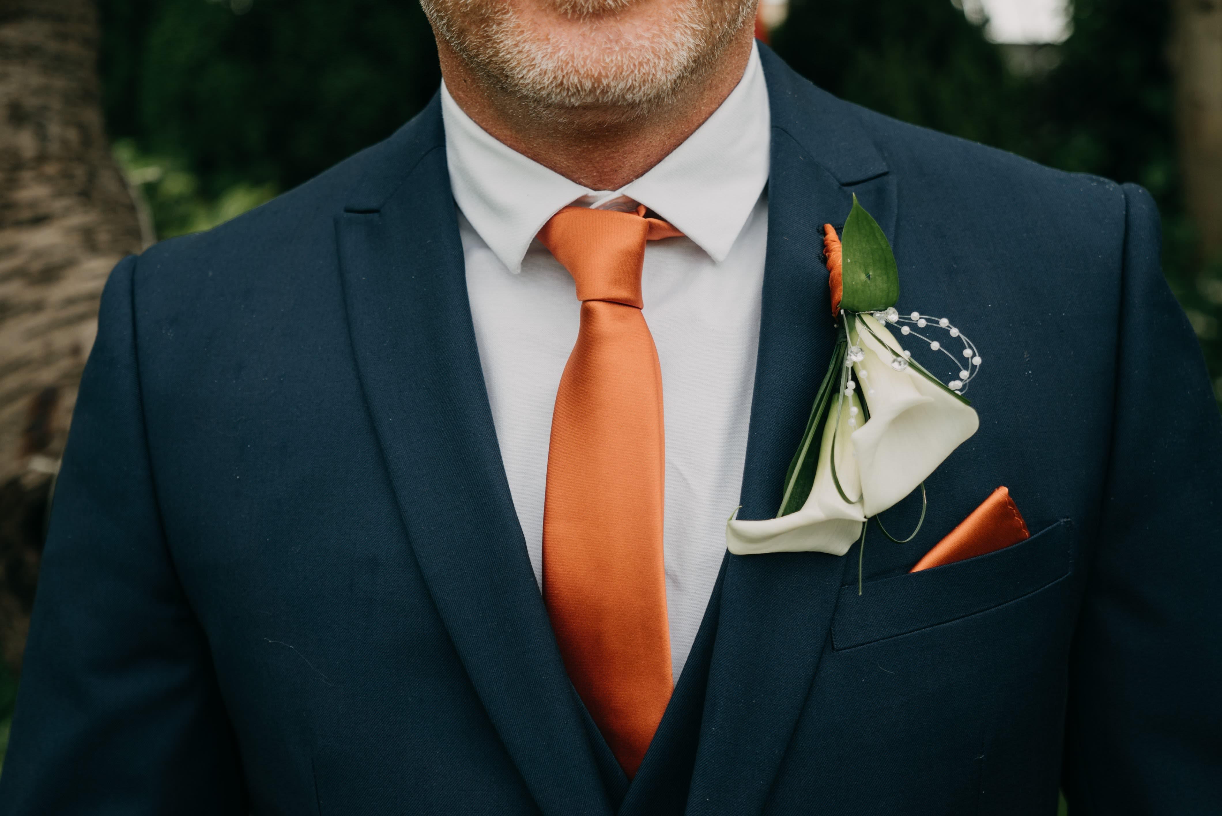 Dimple Well Lodge Wedding | Rachel & Tony 19