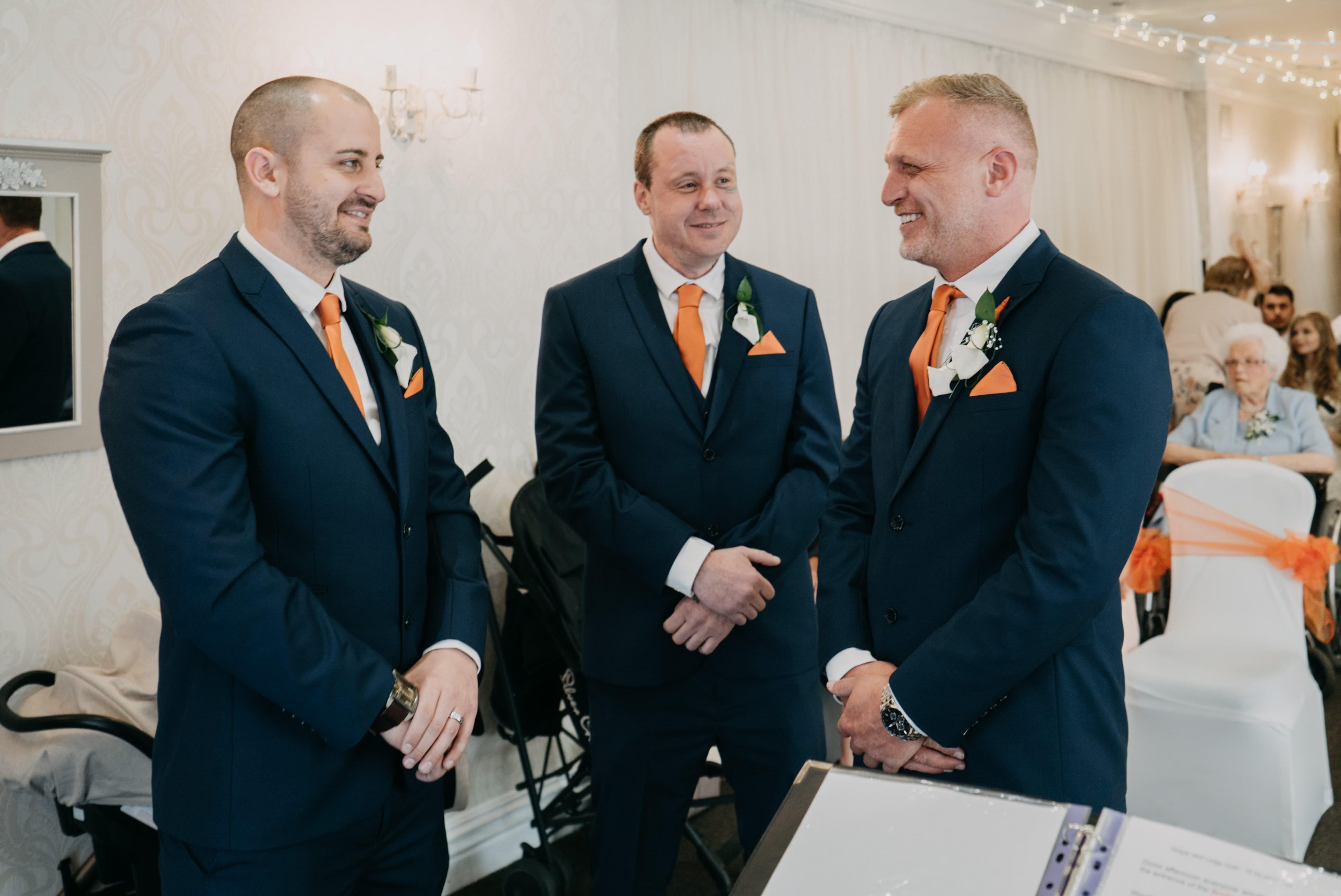 Dimple Well Lodge Wedding | Rachel & Tony 20