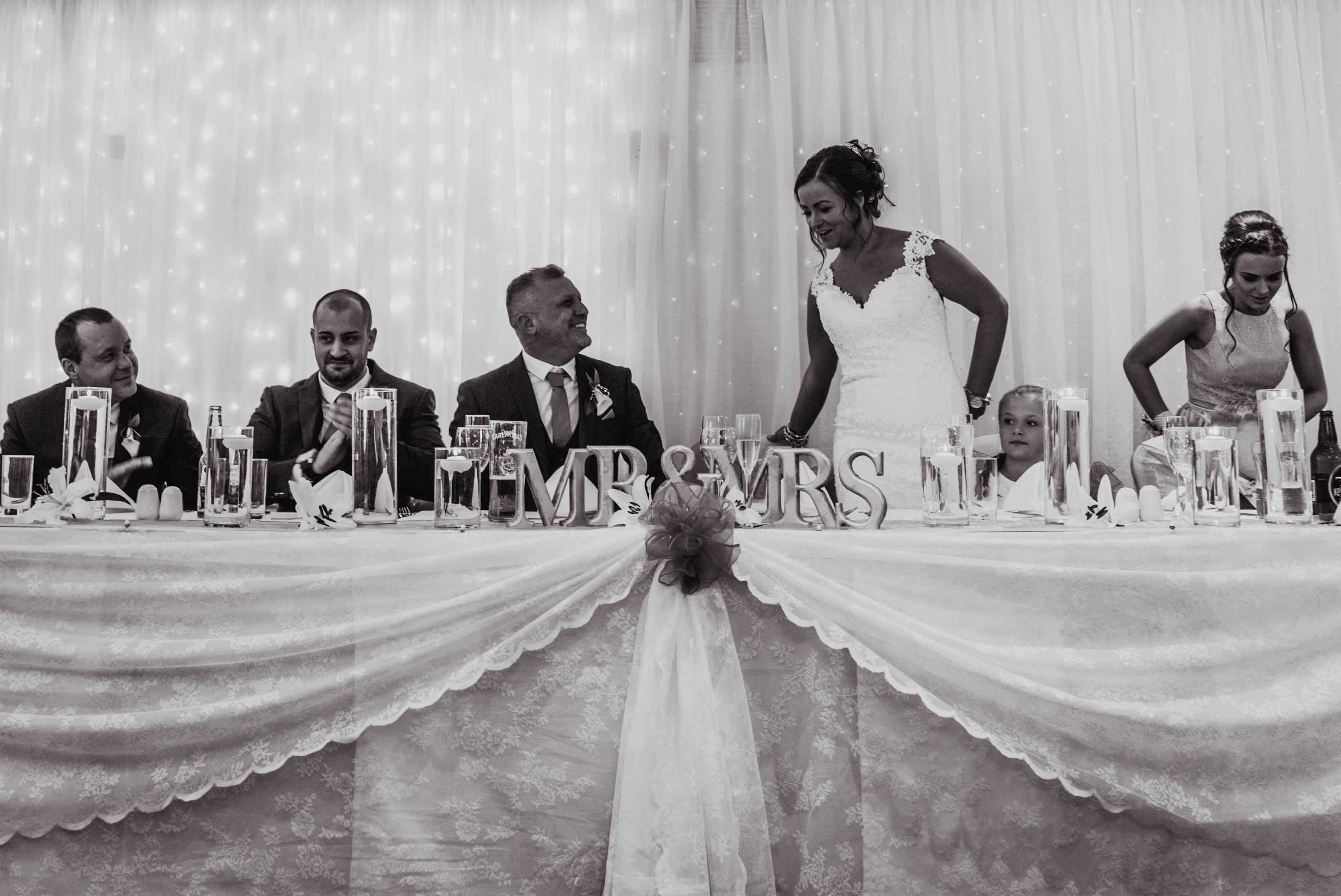 Dimple Well Lodge Wedding | Rachel & Tony 23