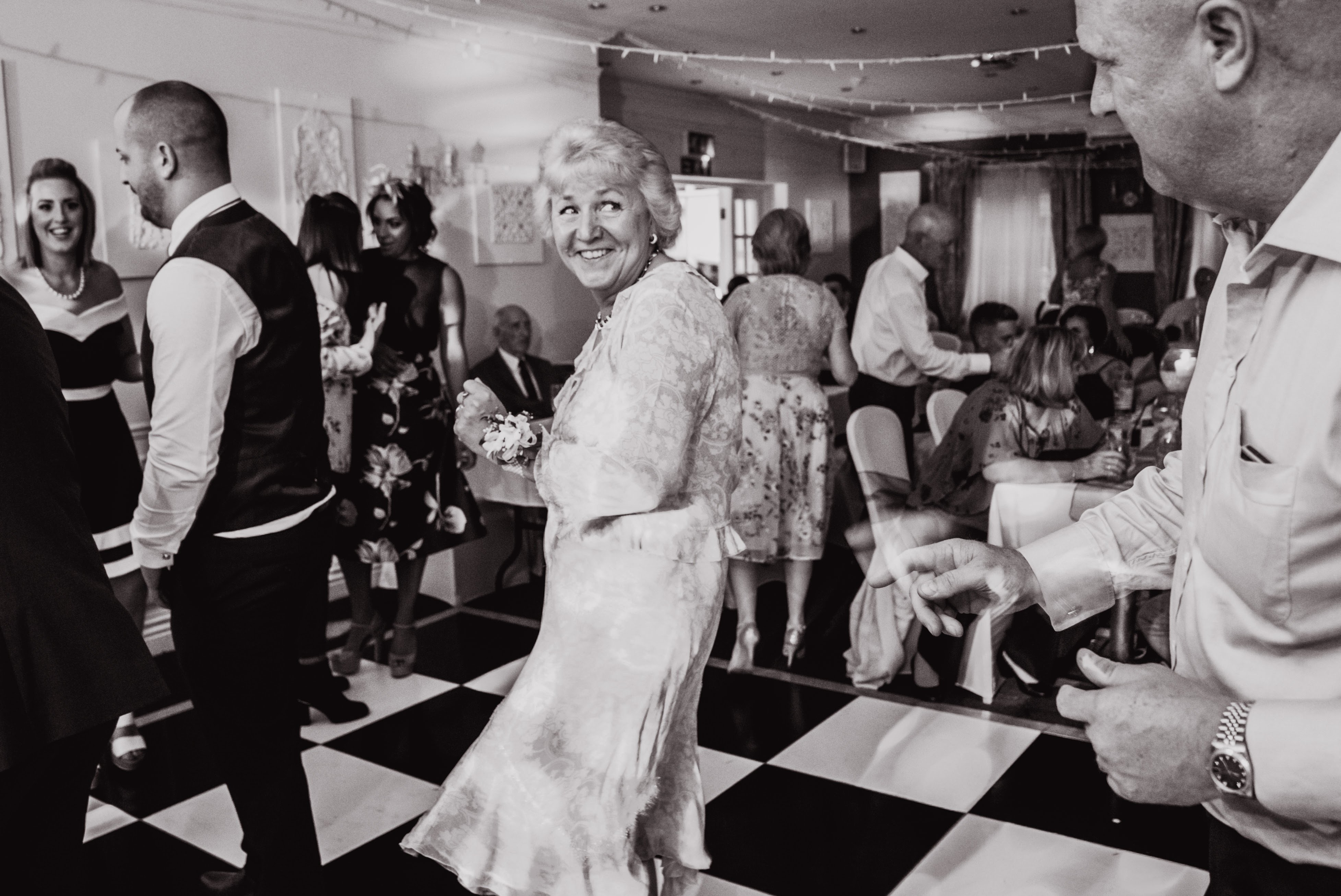Mother of the bride first dance