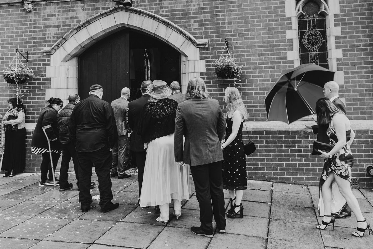 Hayley Chris St Johns Chorton Cum Hardy Manchester143519 - Hayley & Chris – St Johns Chorlton Wedding