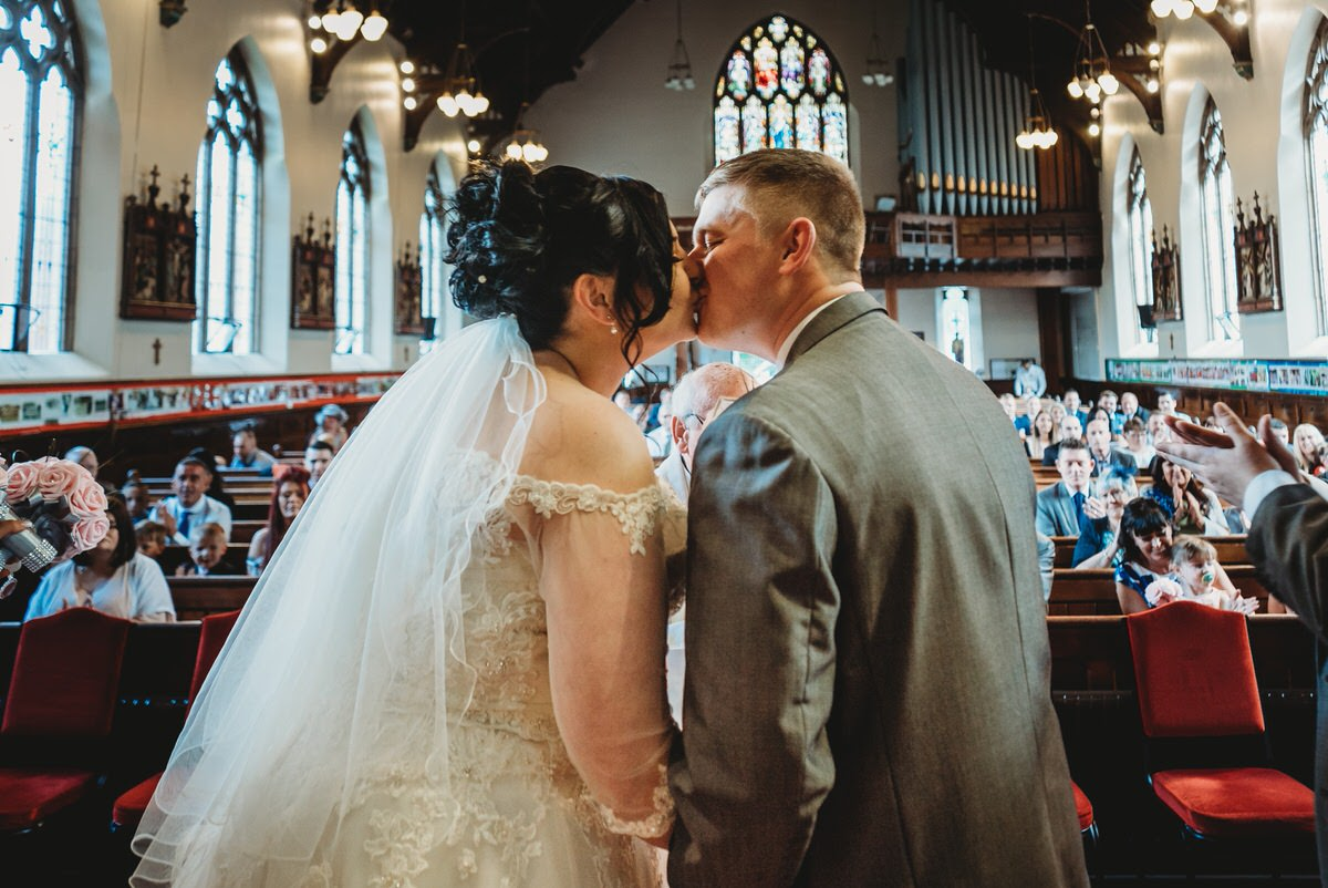 Hayley Chris St Johns Chorton Cum Hardy Manchester154334 - Hayley & Chris – St Johns Chorlton Wedding