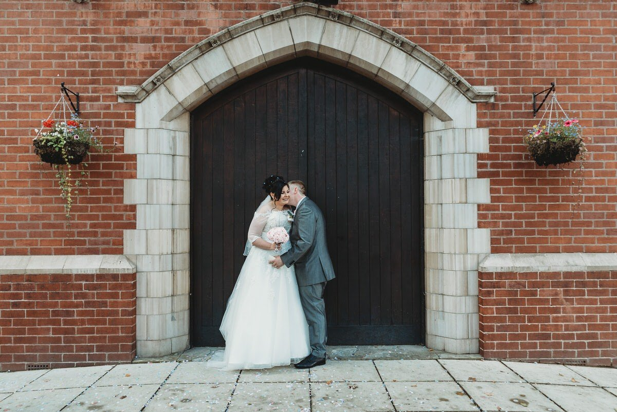 Hayley Chris St Johns Chorton Cum Hardy Manchester162155 - Hayley & Chris – St Johns Chorlton Wedding