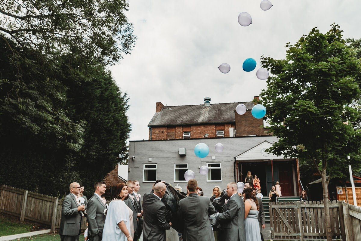 Hayley Chris St Johns Chorton Cum Hardy Manchester170707 - Hayley & Chris – St Johns Chorlton Wedding