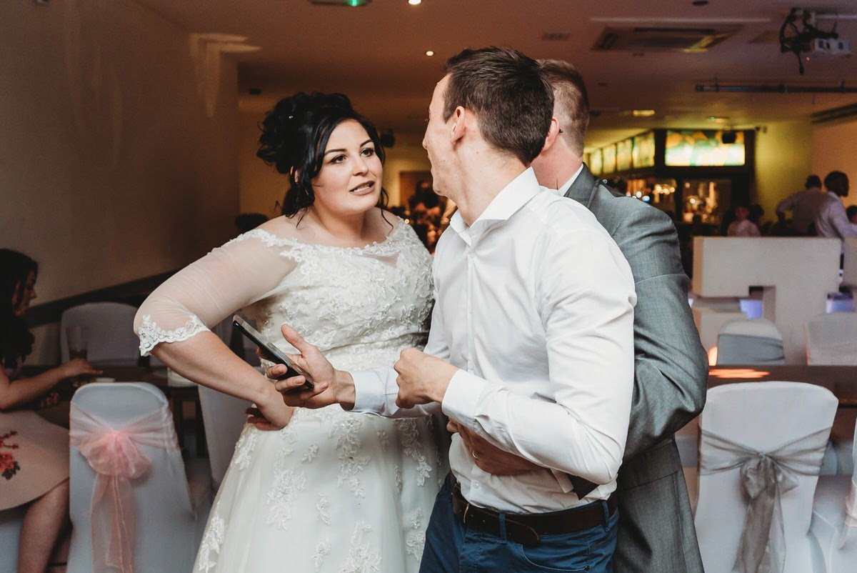 Hayley Chris St Johns Chorton Cum Hardy Manchester202704 - Hayley & Chris – St Johns Chorlton Wedding