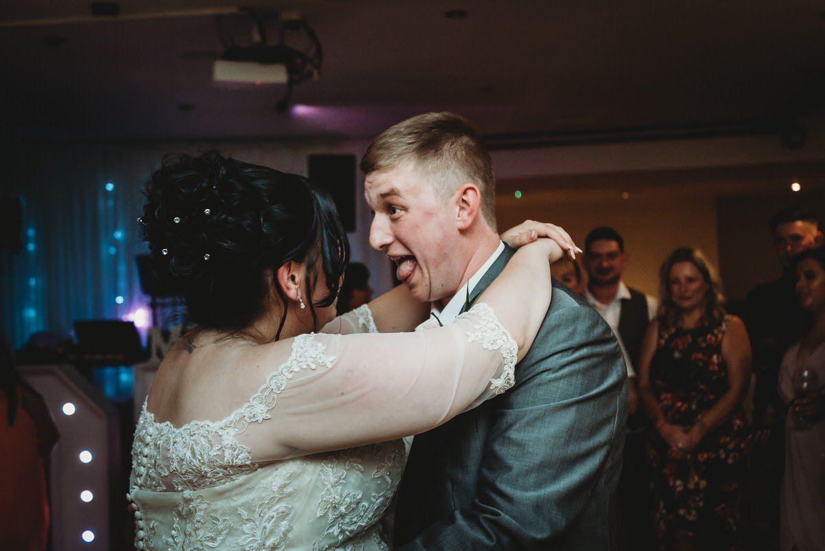 Hayley Chris St Johns Chorton Cum Hardy Manchester205001 - Hayley & Chris – St Johns Chorlton Wedding