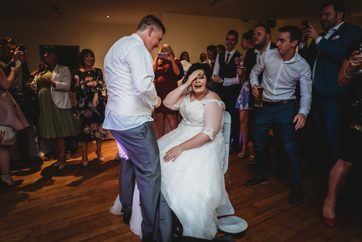 Hayley Chris St Johns Chorton Cum Hardy Manchester205822 - Hayley & Chris – St Johns Chorlton Wedding
