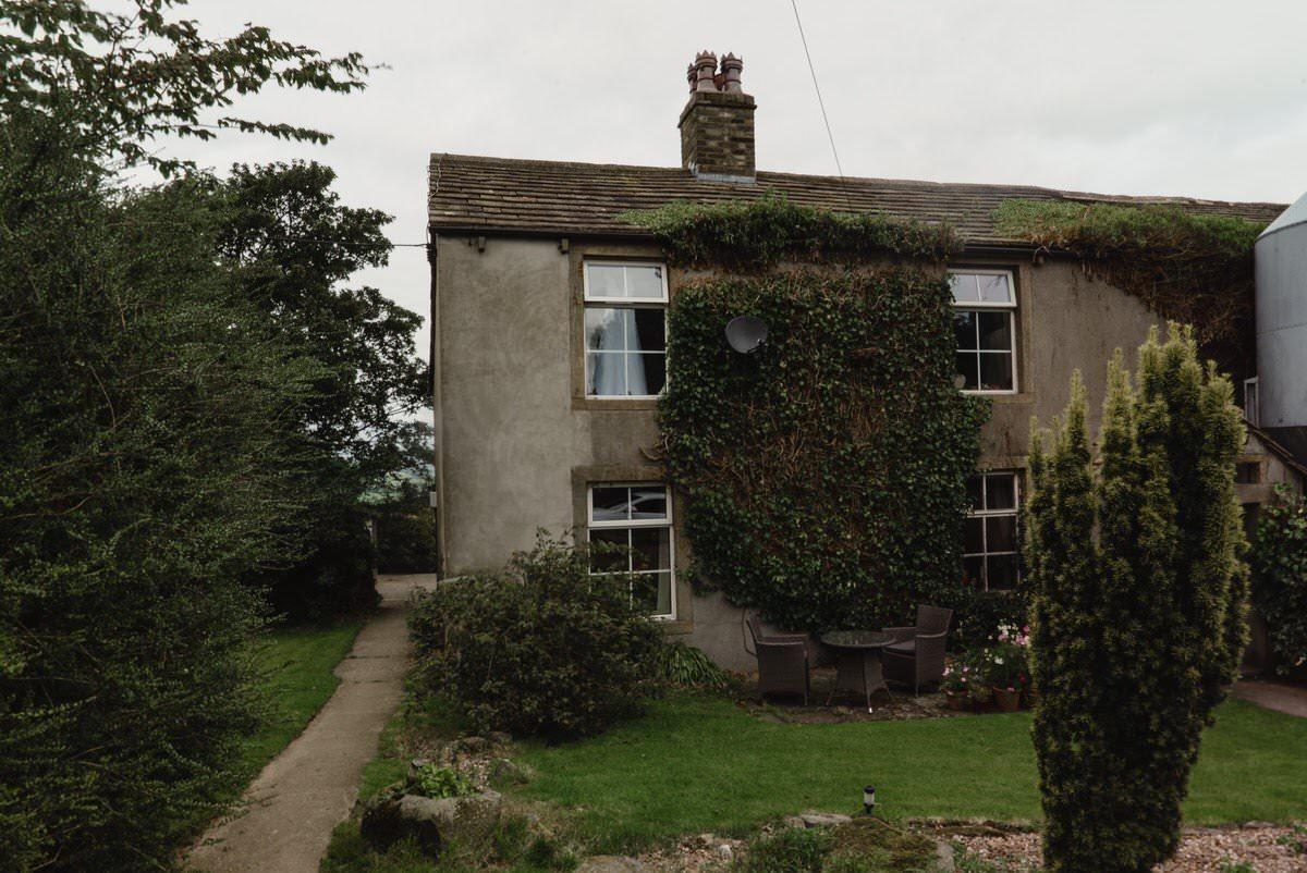 Farmhouse - Elslack Wedding
