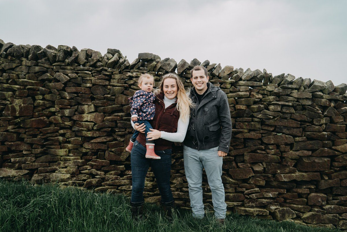 Elslack Skipton Engagement Shoot