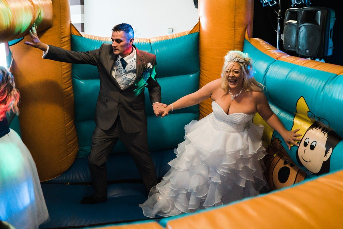 Louise & Wayne – Medomsley, County Durham Wedding 8