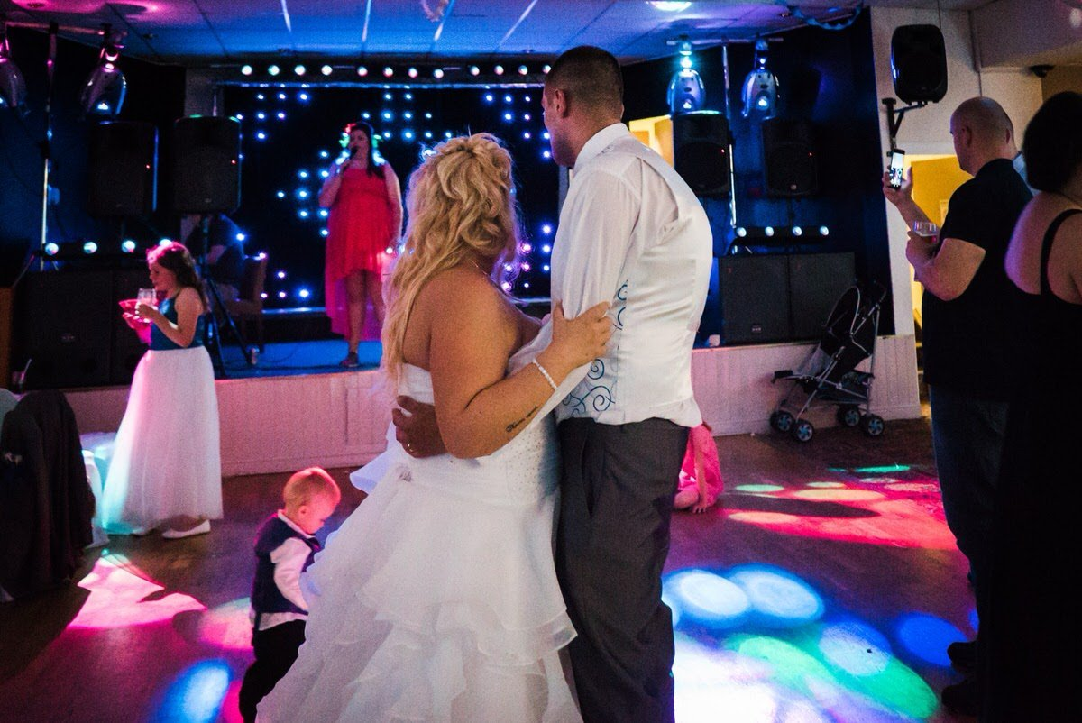 Louise & Wayne – Medomsley, County Durham Wedding 7