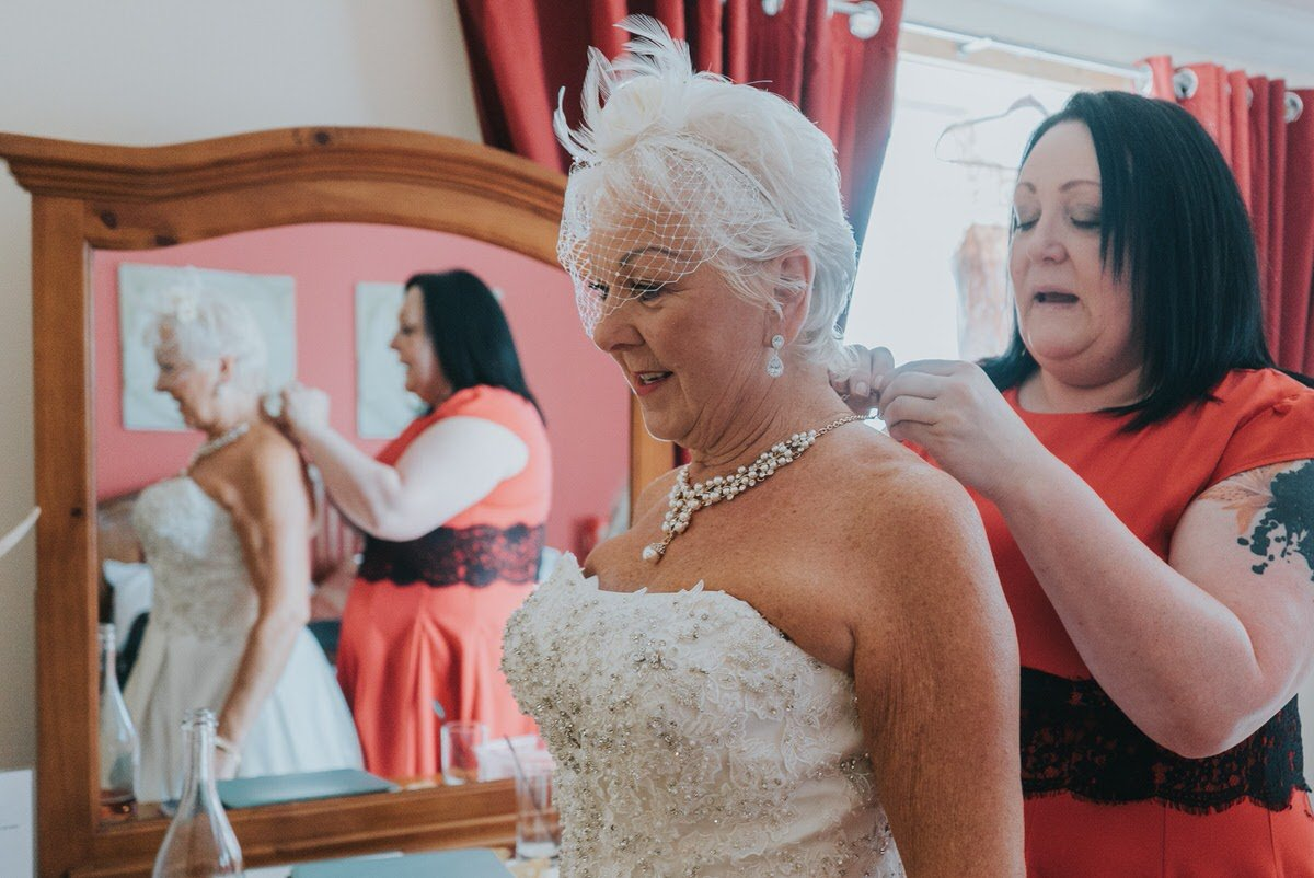 Pauline & Keith – Corn Mill Lodge Pudsey Wedding 50