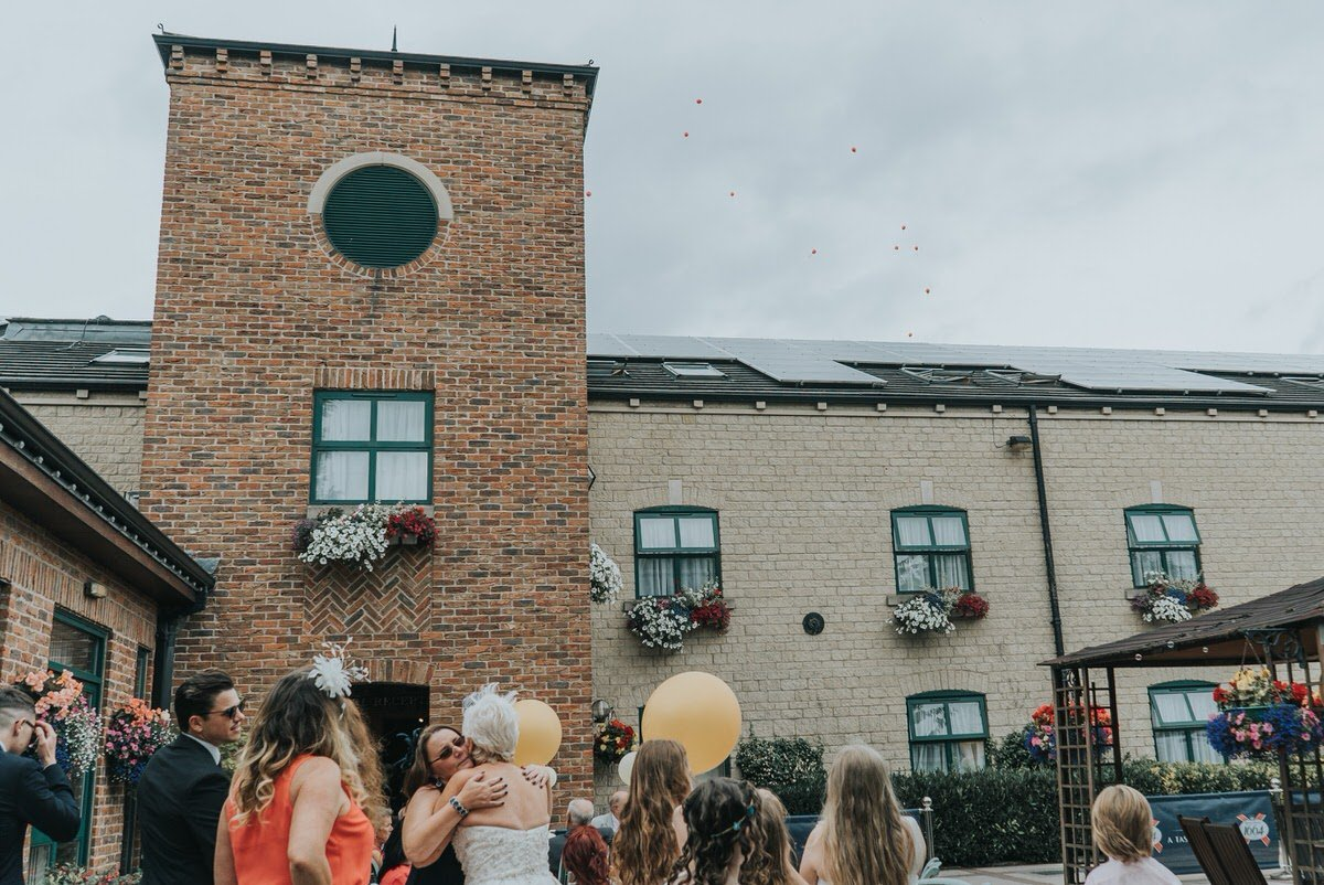 Pauline & Keith – Corn Mill Lodge Pudsey Wedding 73
