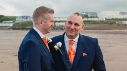 Bude Wedding