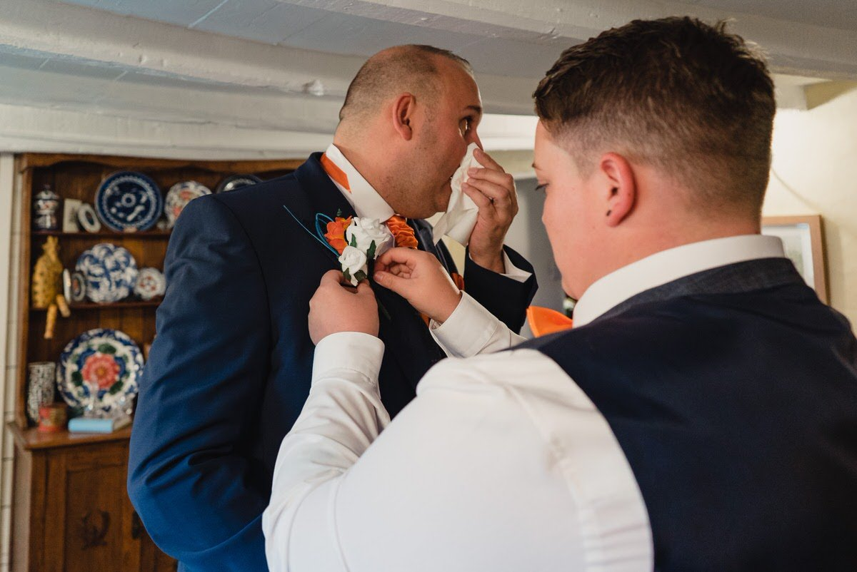 Ben and Graeme – Bude Wedding Cornwall | Stories Of I Do 1
