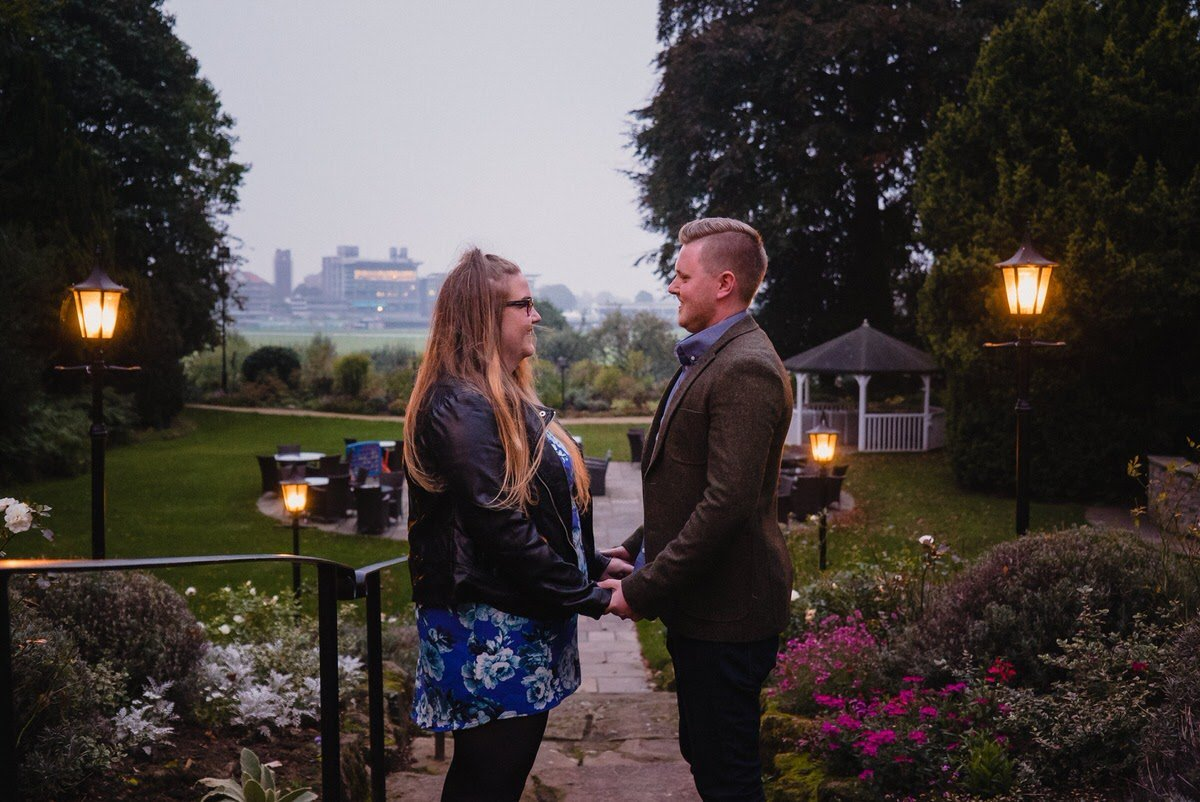 Engagement York Marriott