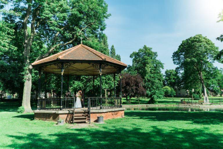 Thornes Park Wedding Reception