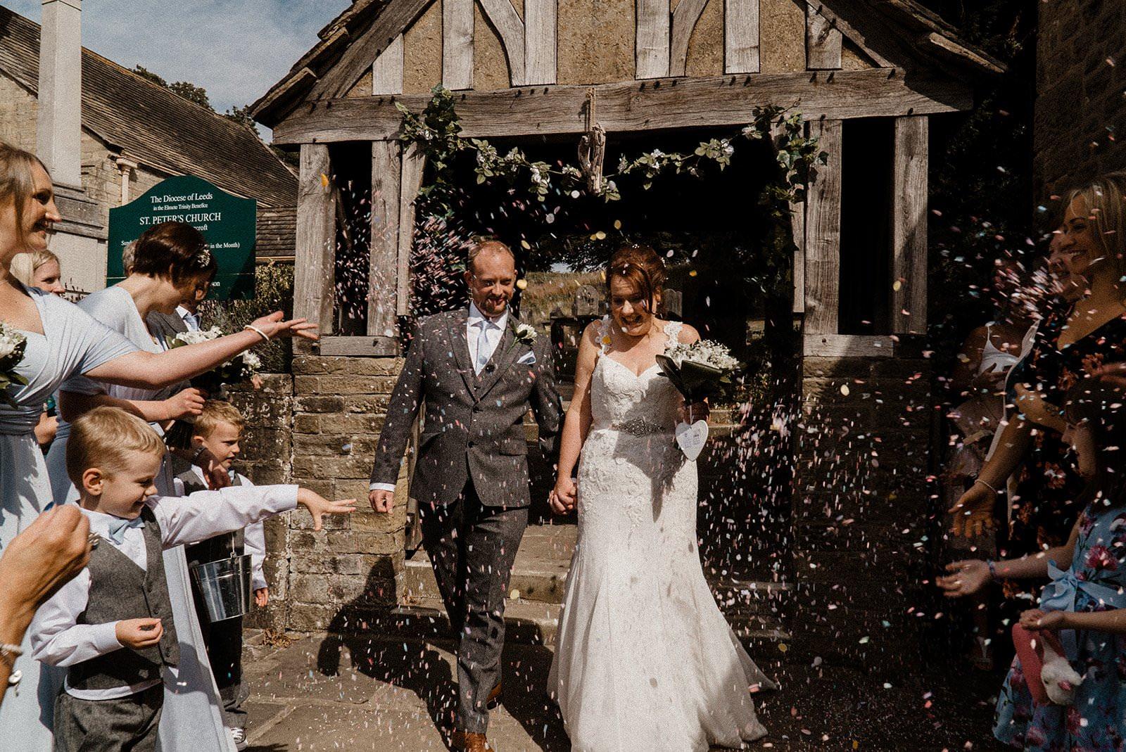 Thorner Leeds Wedding Photographer