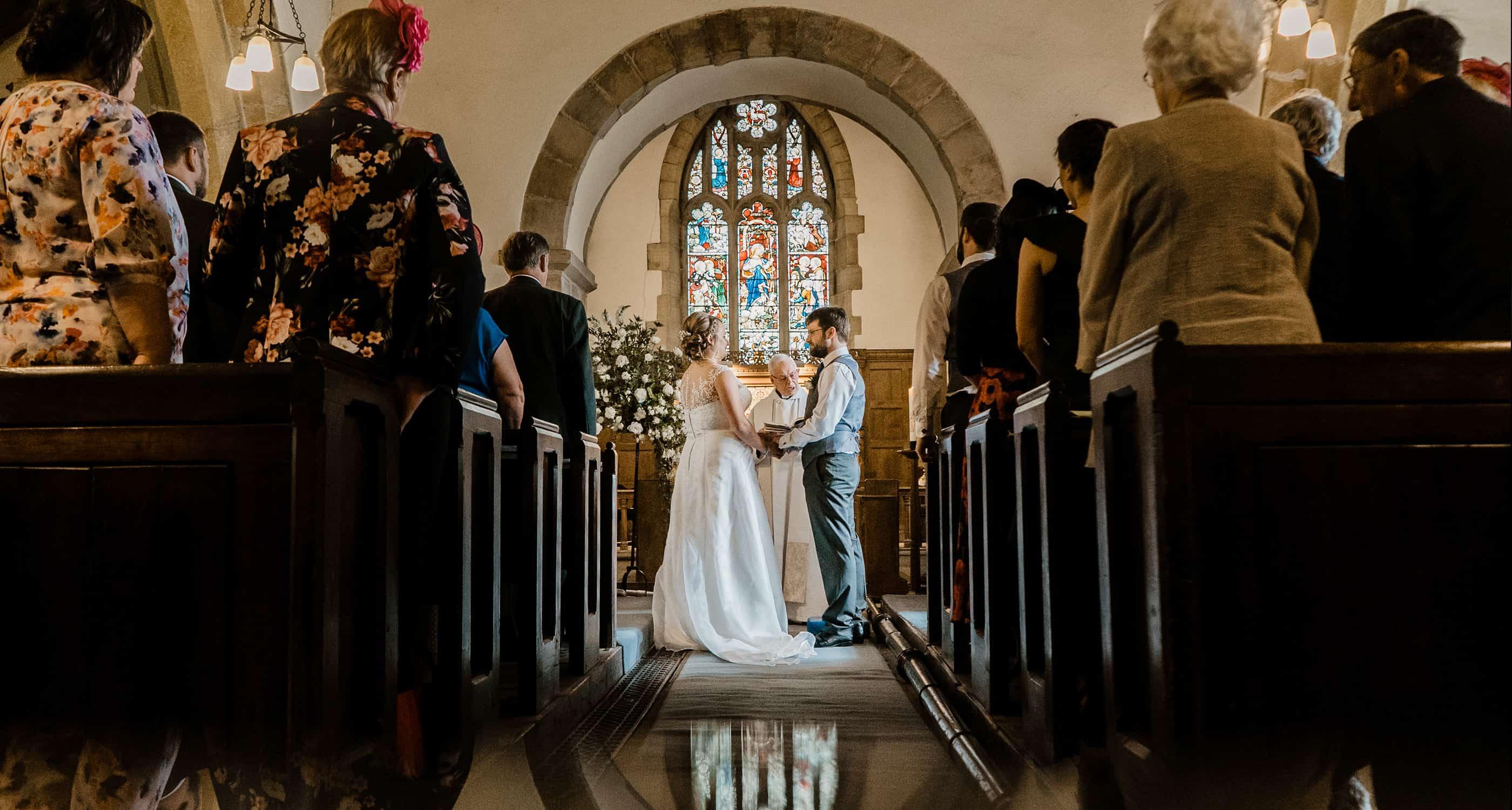 Choosing Wedding Photographer in Leeds