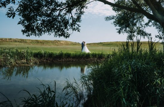 Lydd Gold Club Bridal Shot