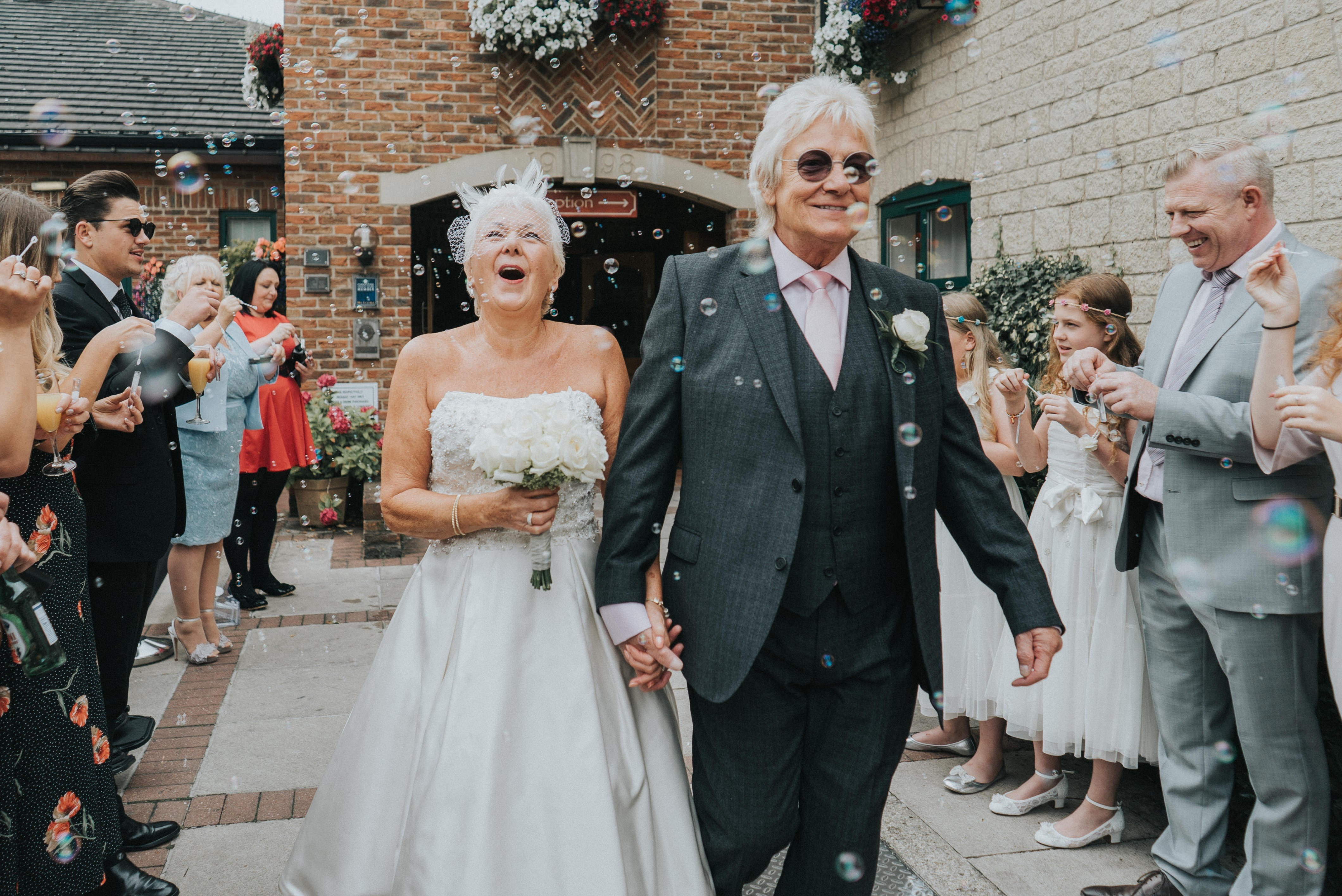 Pudsey Leeds Wedding