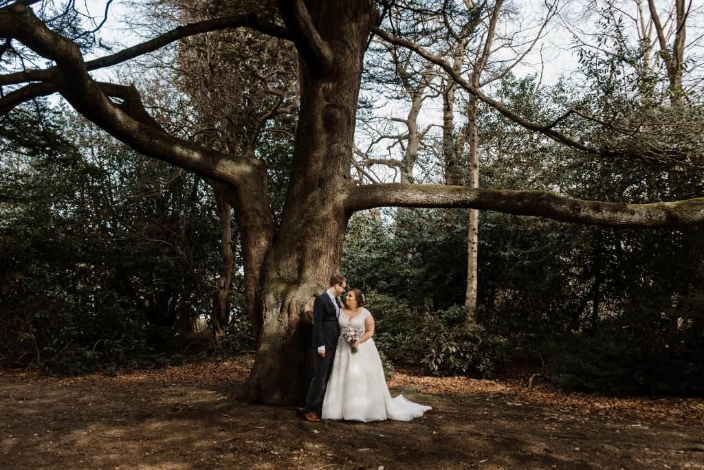 Weetwood Hall Estate Wedding