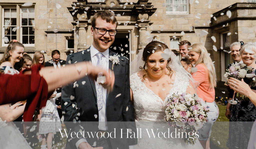 Weetwood Hall Wedding Venue