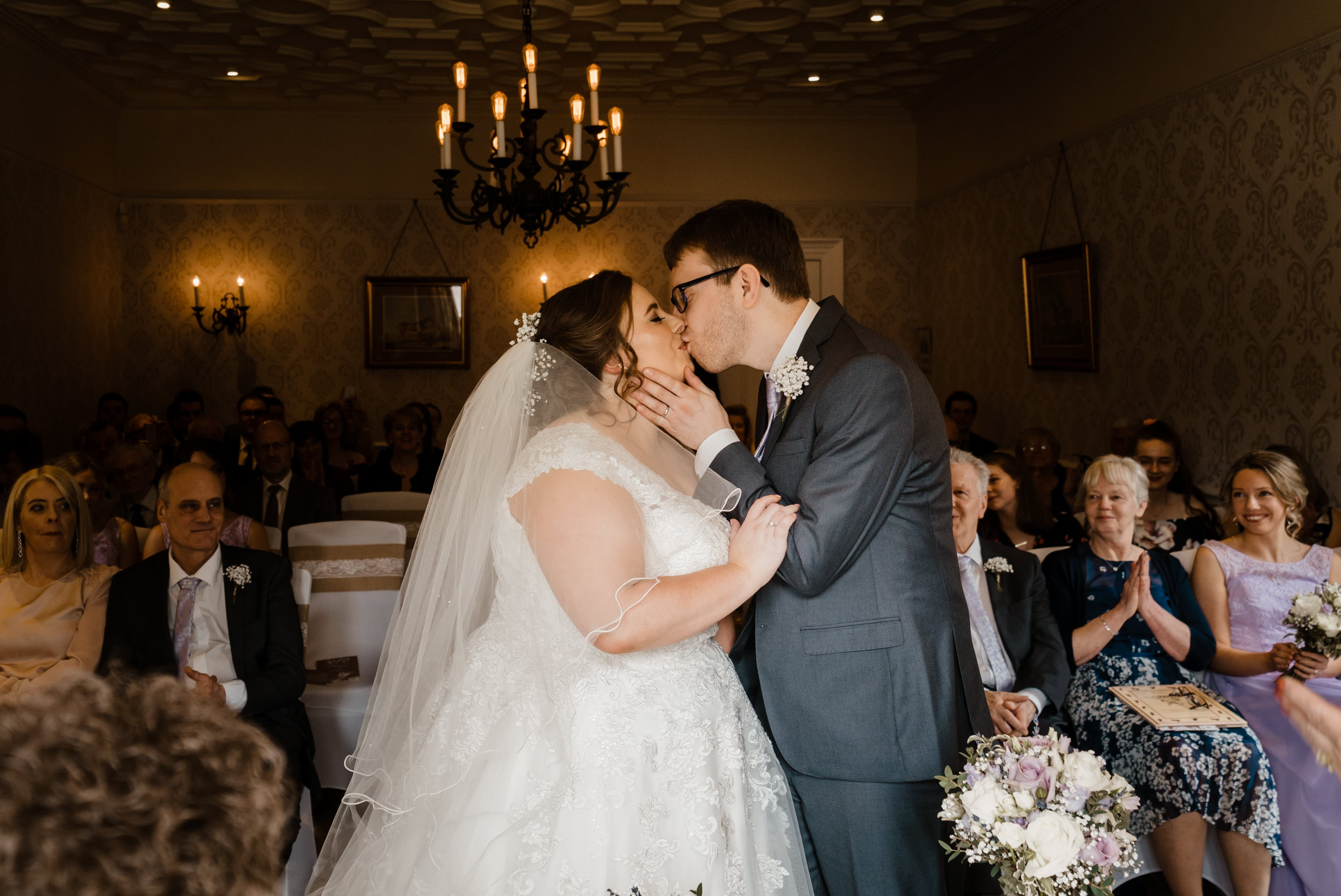 Sneak Peek - Jessica & Jonathan Weetwood Hall Wedding Leeds 4