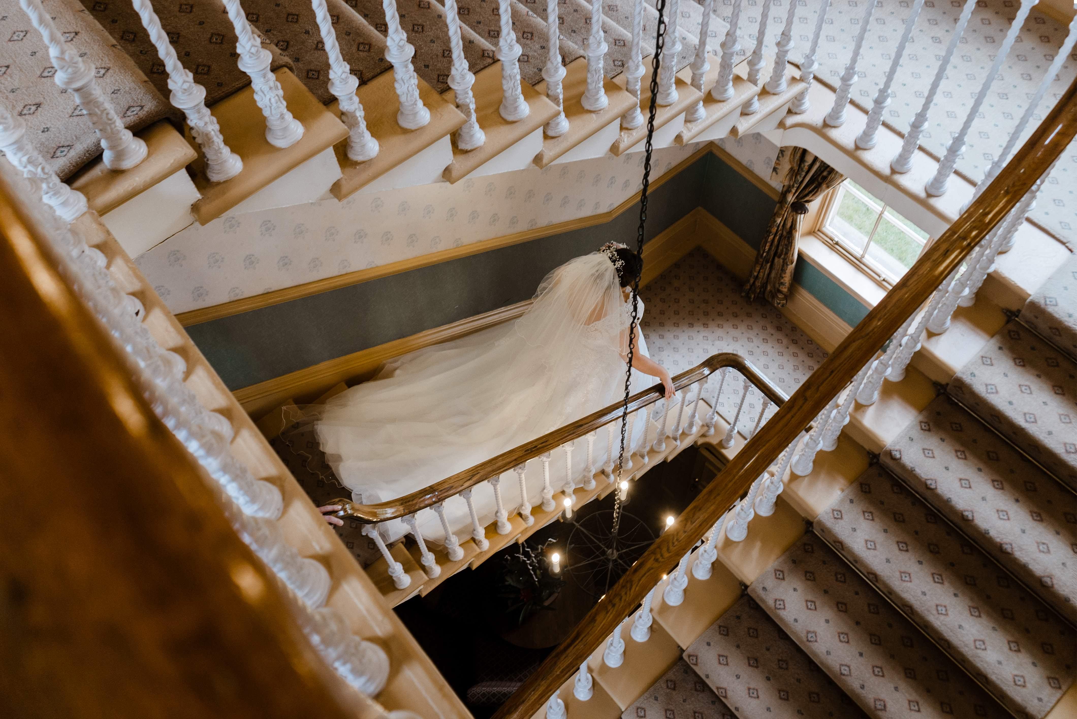 Sneak Peek - Jessica & Jonathan Weetwood Hall Wedding Leeds 1