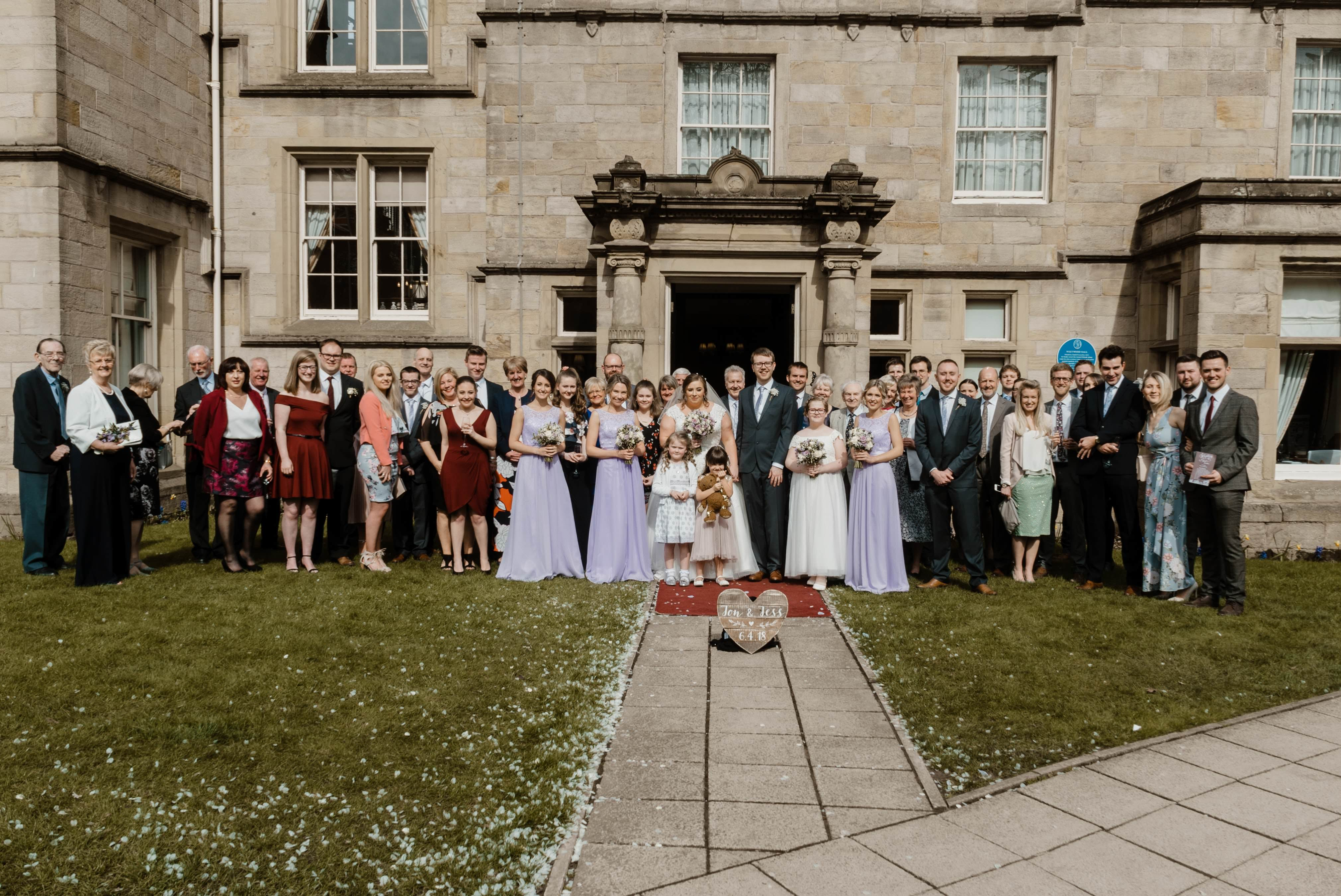 Weetwood Hall Wedding Leeds 5 - Sneak Peek - Jessica & Jonathan  Weetwood Hall Wedding Leeds