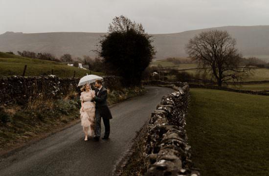 Wedding at Appletreewick